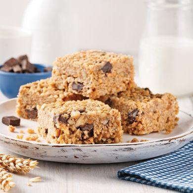 Carrés au beurre d'arachide - Recettes - Cuisine et nutrition - Pratico Pratique