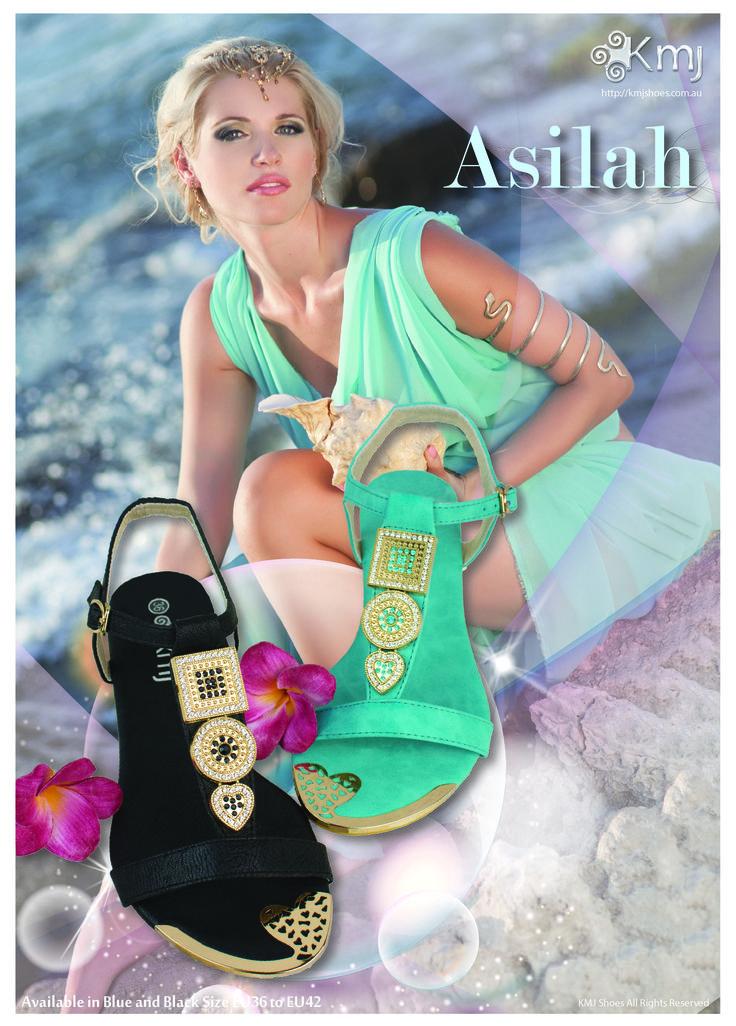 Spring/Summer 2015  Fashion Sandals  www.kmjshoes.com.au