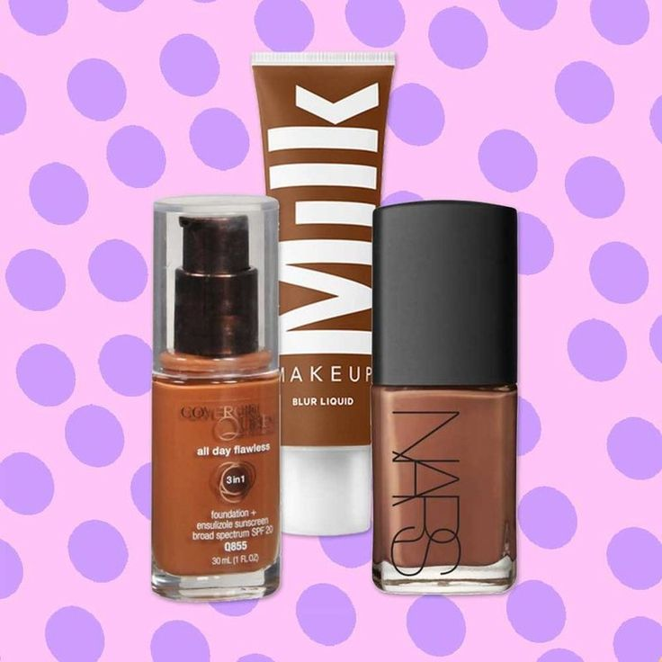 The Best Fenty Foundation Dupes That Actually Work On Deeper Skin Tones