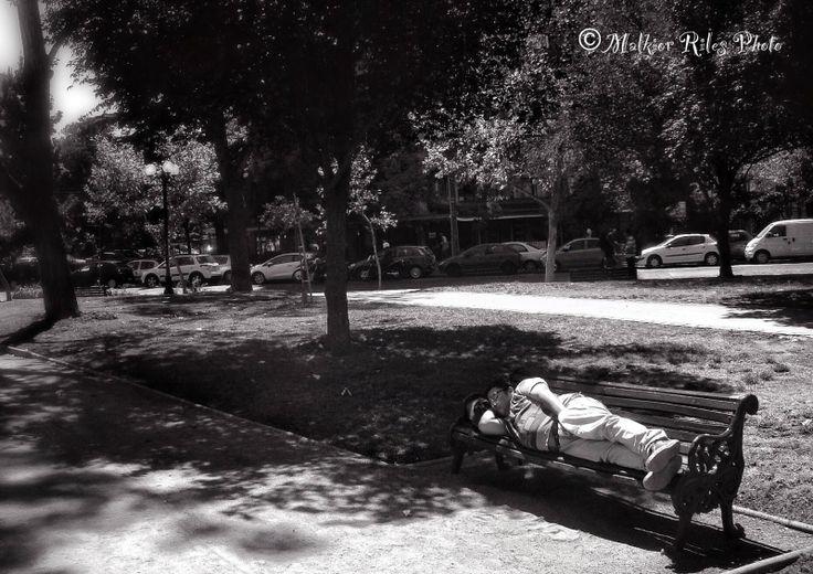 Malkior Riles Photographs: La Siesta