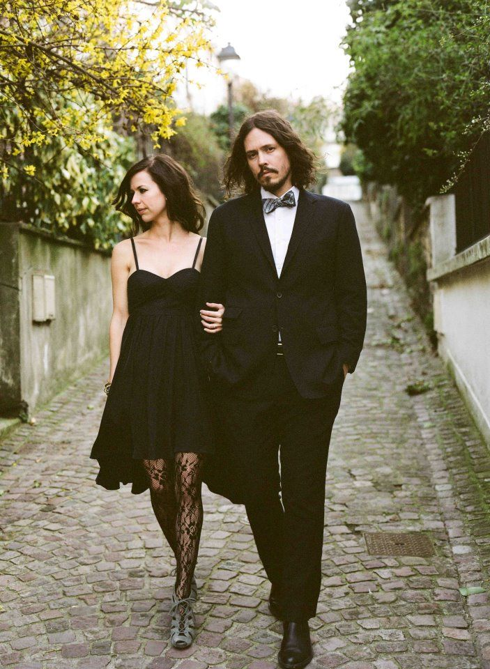 cool as a cucumber: The Civil Wars