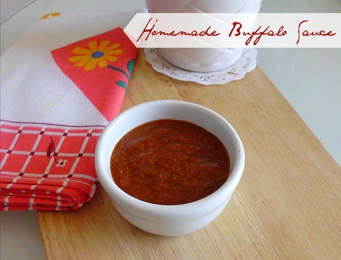 how to make buffalo sauce thicker