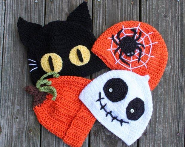 Luty Artes Crochet: Toucas e chapéus