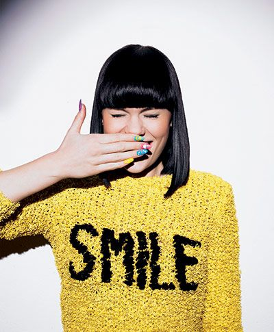 Jessie J!I honestly feel that she is one of the most talented singers I've known of. <3