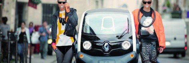 Renault TWIZY 100% eléctrico, 100% innovador