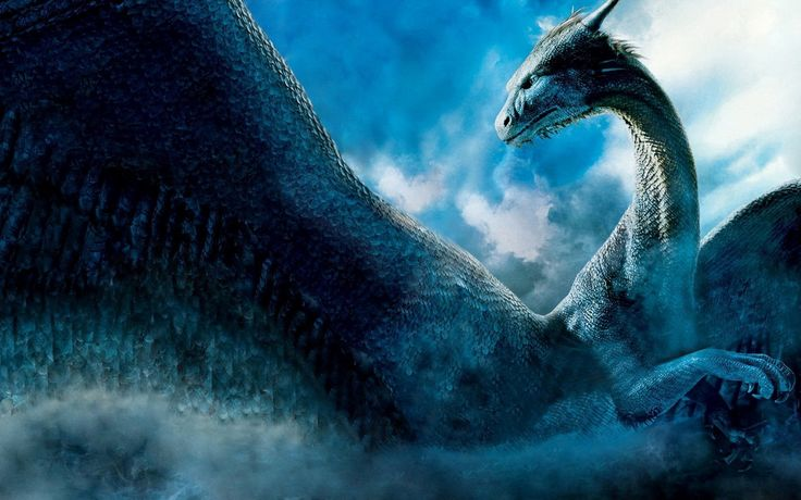 Filme Eragon  Saphira Fantasia Papel de Parede