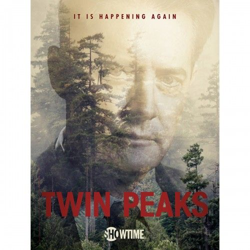 Twin Peaks Special Agent Cooper Giclee Print [18x24]