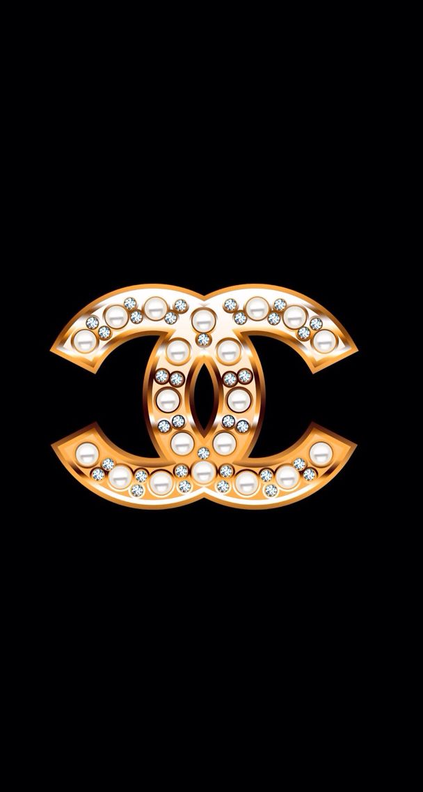 iphone 5 wallpaper cute background free bg Chanel | iPhone ...