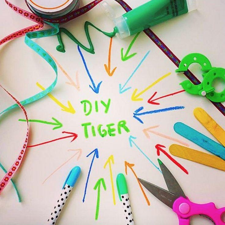 #tigerstores #diytiger #art #crafts #artandcrafts #crafting