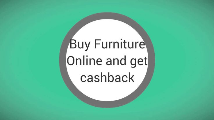 Buy office furniture online and get the best deals plus get cashback on every purchase from all your favorite name brand furniture stores.