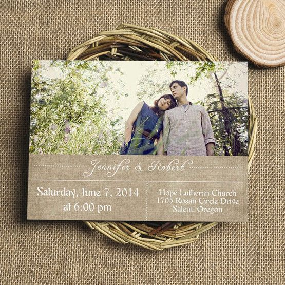 Best 25 Photo wedding invitations ideas – Cheap Invitation Card