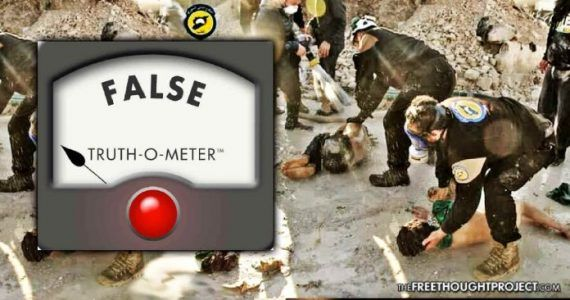 Just Before the Strike Politifact Retracted Mostly True Ruling on No Chemical Weapons in Syria #news #alternativenews
