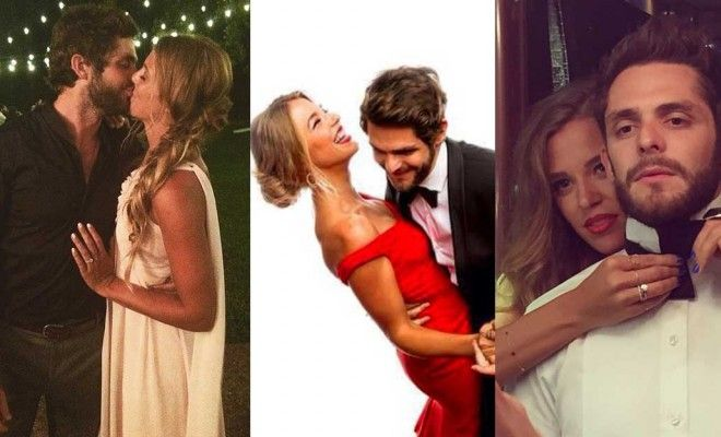 Thomas Rhett's New Song About His Wife Is Super Sweet