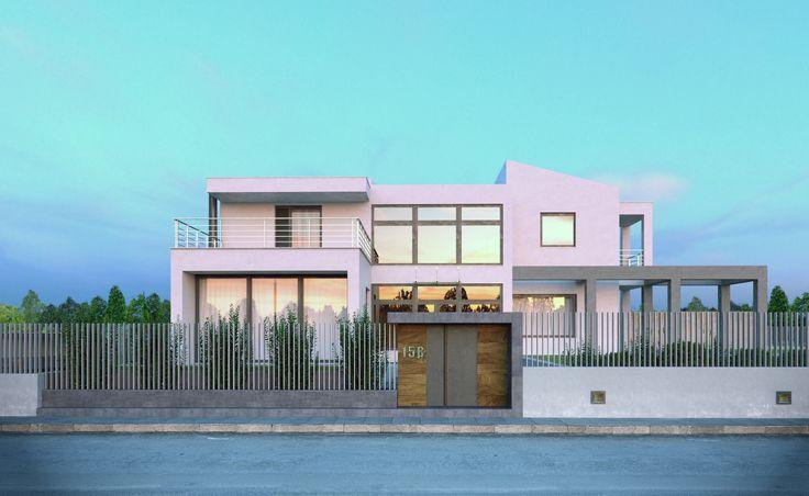 kmk architects I Megalopoli Residence