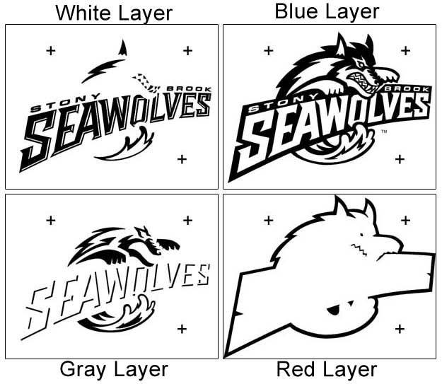 Basic Color Separation Registration