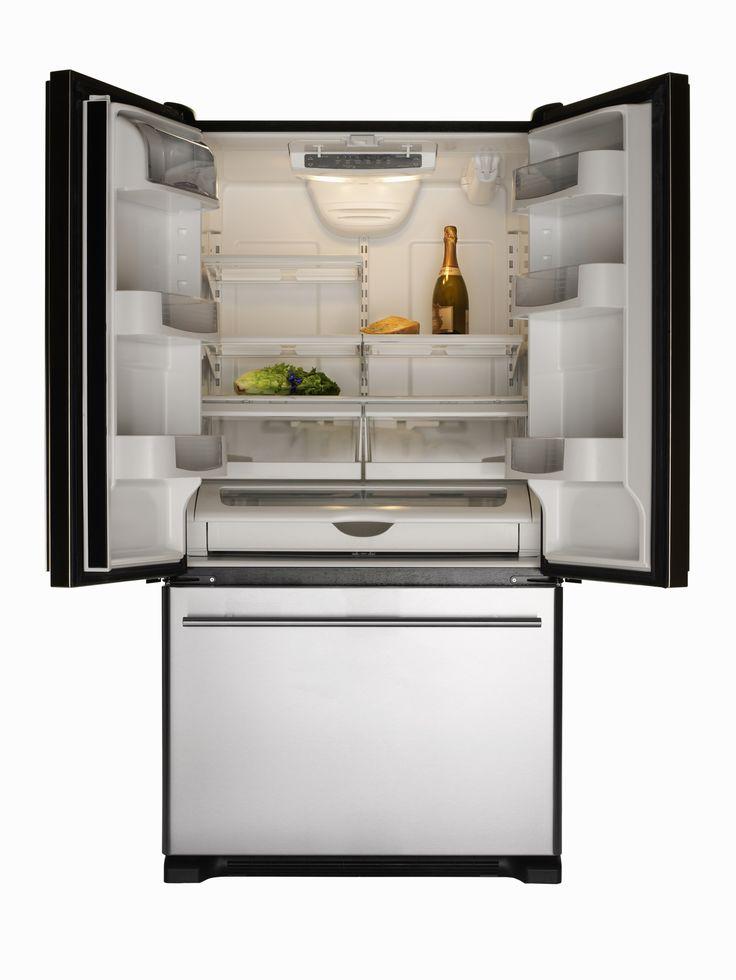 Fresh Drawer vs. Crisper Drawer Refrigerator smells