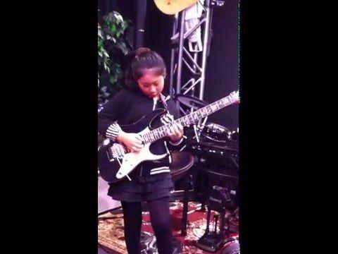 """りーさーXです♡ https://www.facebook.com/lisaxguitar ガスリーさんの「Rhode Island Shred」にチャレンジしてみました☆ ぜひ聴いてみてください♪ Japanese 9 year old Li-sa-X plays """"Rhode Island Shred"""" by..."""