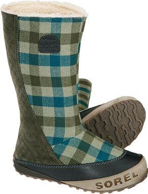 Winter Boots! Sorel® Women's Mackenzie Slip-On Pac Boots, Women's Boots & Hikers, Footwear
