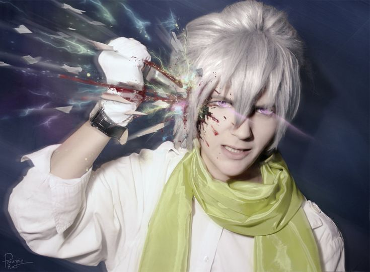 Dramatical Murder - Clear - Self-destruction by Krisild.deviantart.com on @DeviantArt Self destruction, you're heading for self destruction