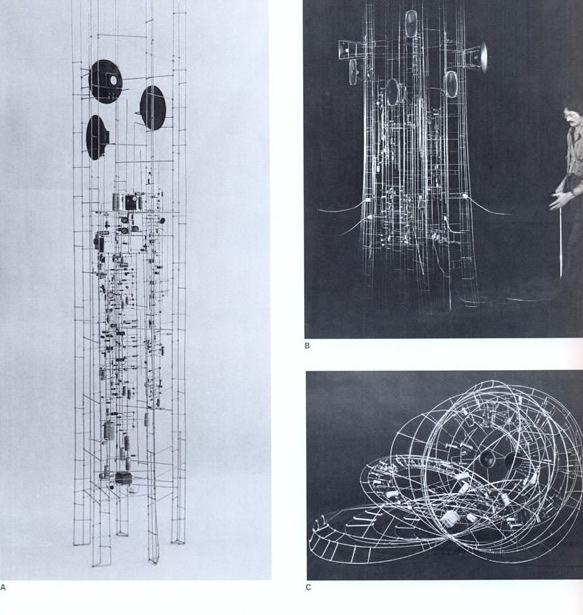 7E Guest Artist - Peter Vogel :: Godfather of electronic sculpture Peter Vogel…