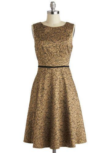 The Way It Bows Dress, #ModCloth