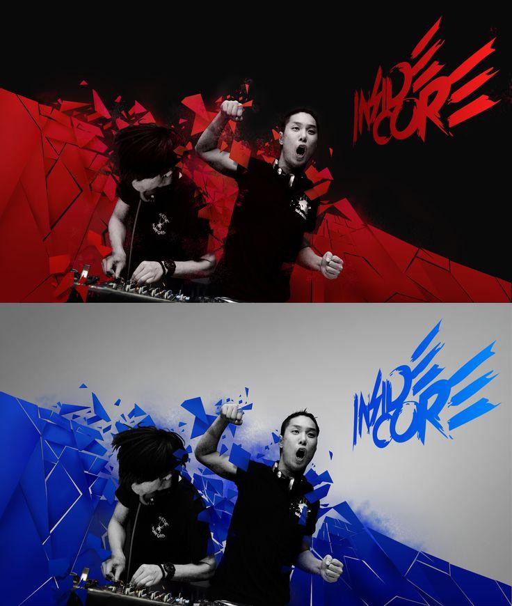 Korea DJ 'insidecore' concept img. by EUNJII