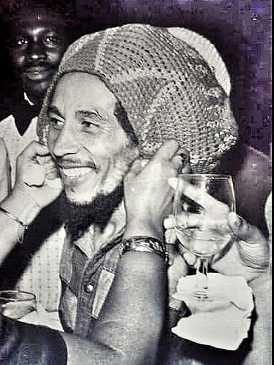 **Bob Marley** & Company, Nassau, Bahamas, 1979. ►►More fantastic pictures, music and videos of *Robert Nesta Marley*