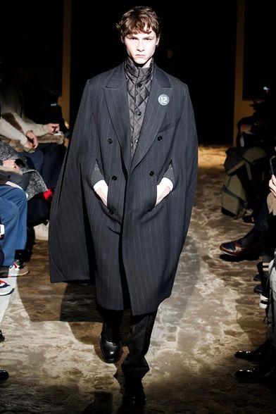 Sfilata Moda Uomo Ermenegildo Zegna Milano - Autunno Inverno 2016-17 - Vogue