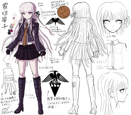 kyouko kirigiri - Google Search Results for working on the cosplay for V.