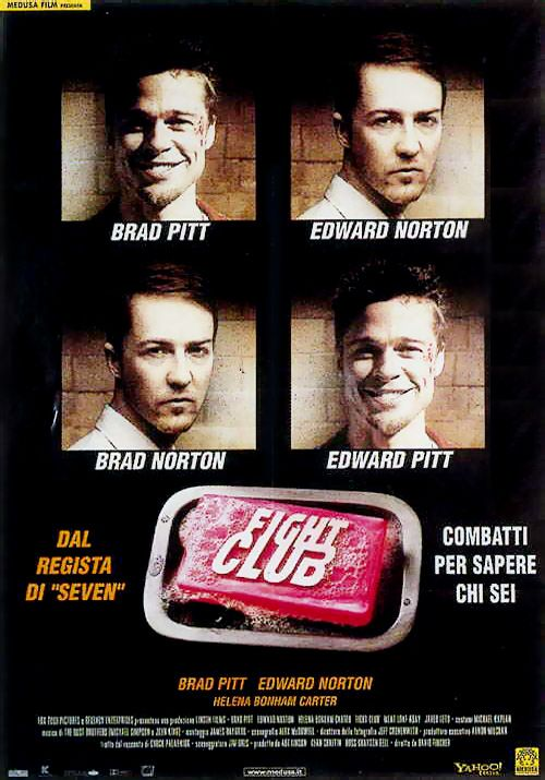 a movie analysis of david finchers fight club David fincher: the most  you don't get to do that in movies  denver-born fincher, who directed brad pitt in seven and fight club,.