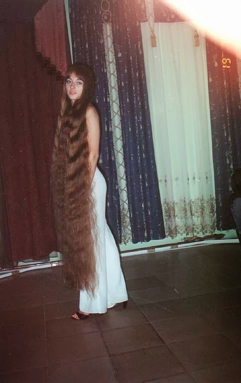 Very long hair dating sites