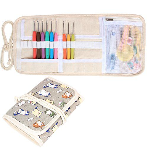 Damero ergonomico Uncinetti Set, Grip Crochet Needles-Kni... https://www.amazon.it/dp/B01HMBAMMK/ref=cm_sw_r_pi_dp_x_5Bd4yb7XWTPBB