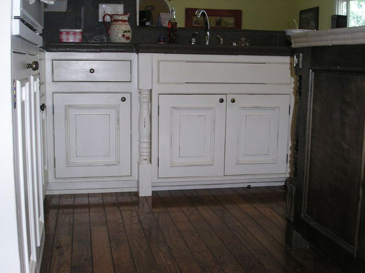 How Paint Distressed Black Kitchen Cabinets Stylish With Home Design Best Free Home Design