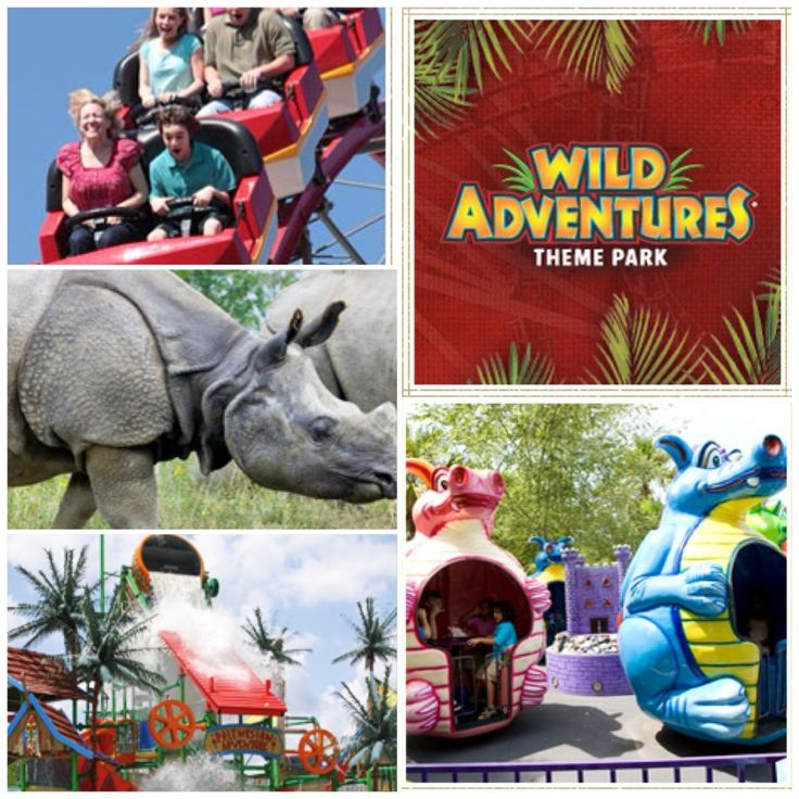 Coupons for wild water adventures