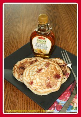These Easy Raspberry Pancakes were delish. Includes crepes, puff and dutch-baby pancakes.