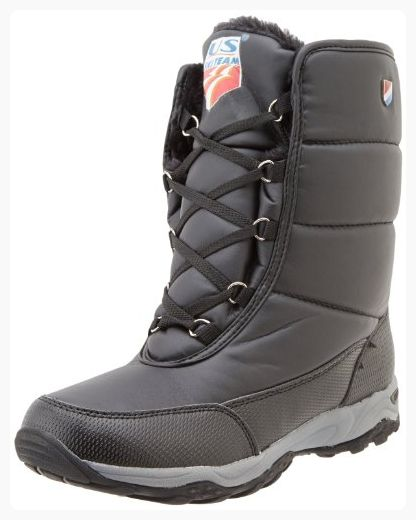 Columbia Bugaboot Ii Wide Snow Boot para hombres, Negro, Carb¨®n, 12 2E US