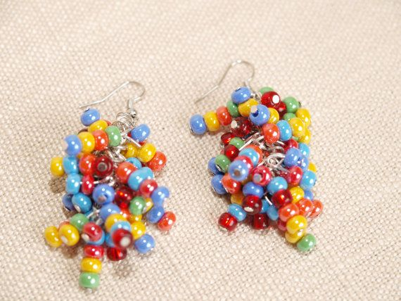 HouseOfGav is featured in this treasury! Take a look! Earrings # 3 by WEcraft on Etsy
