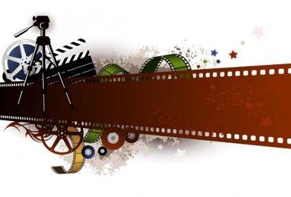 vector tema do filme