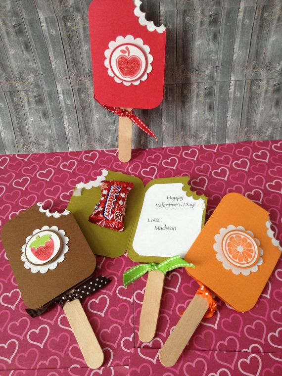 25 best ideas about Handmade valentines cards – Homemade Kids Valentine Cards