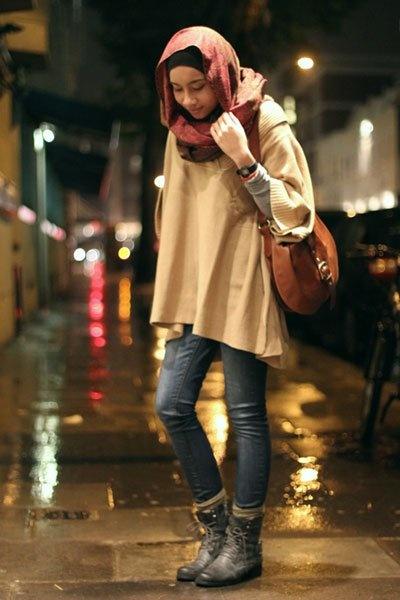 Hijab & Boots