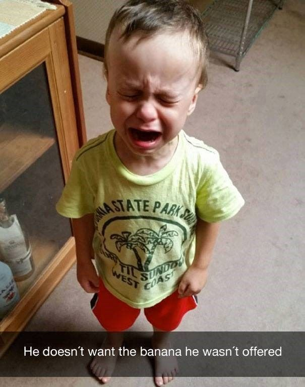 34 Times Kids Were Little Devils And Tested Their Parents Patience Levels Reasons Kids Cry Crying Kids Tantrums Funny