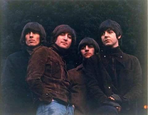 """""""Plastic soul, man. Plastic soul."""" Rubber Soul - The #Beatles"""