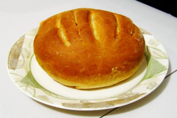 Yeast bread