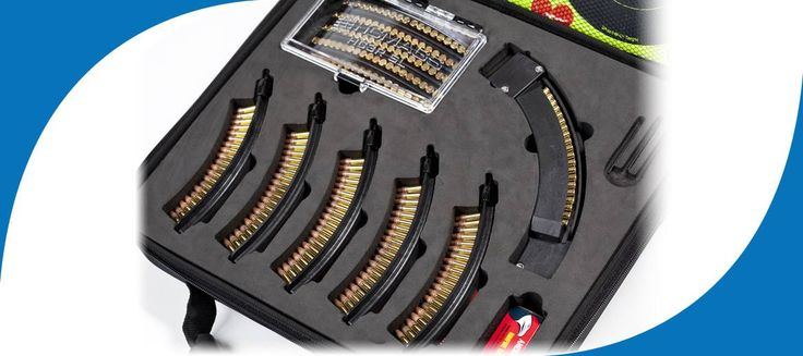 NEW HC MAGS AND TAC PACS $99.99 plus tax......The HC3R™ magazine solves the problems of high capacity 10/22® magazines