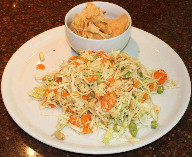 Aziatische koolsalade - Recept van Testkok