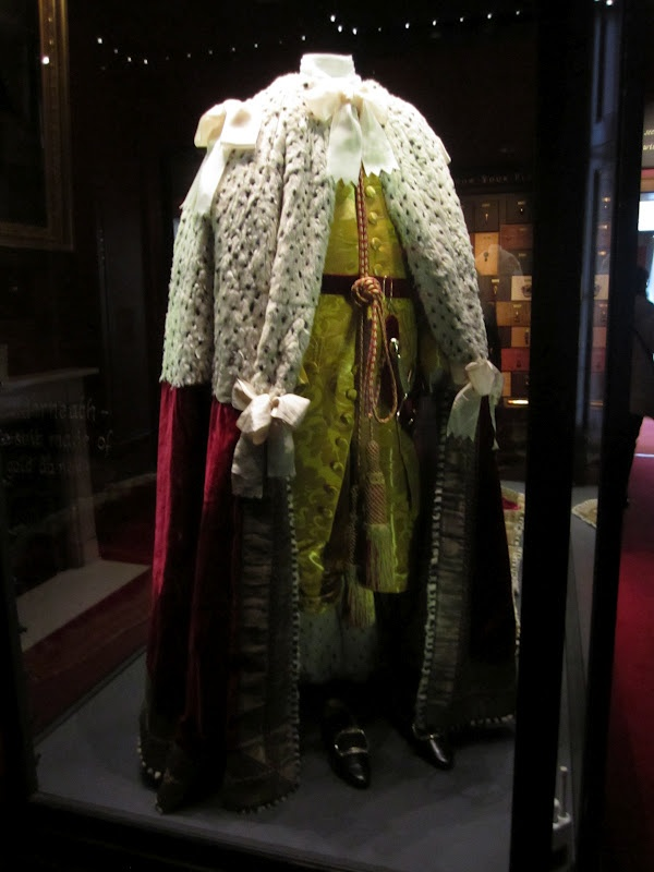 Royal clothing of King William II