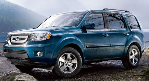 2012 Honda Pilot, love. Maybe replace my 08 as a gift for graduating nursing school?