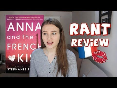 The Best Fucking Book Review: Anna and The French Kiss