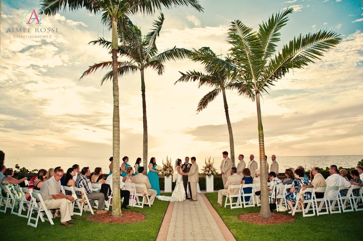 Naples Florida Beach Weddings: 8th Ave South In Naples Fl By AImme Rossie Photography