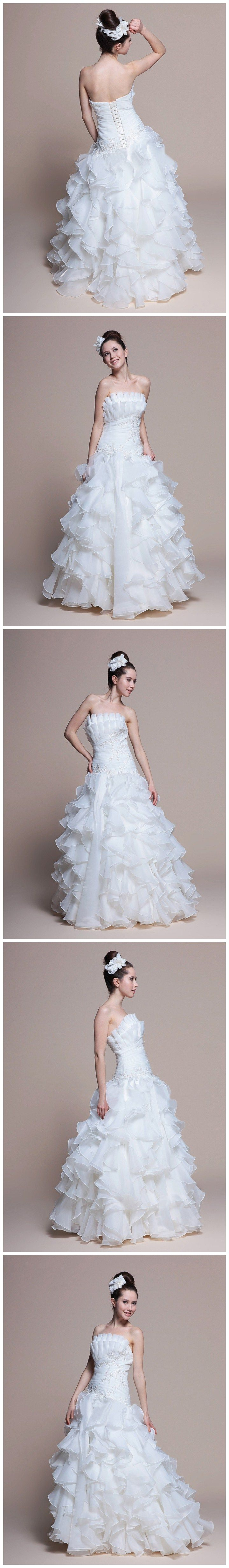 Wedding dress boxing   best Wedding images on Pinterest  Gown wedding Homecoming